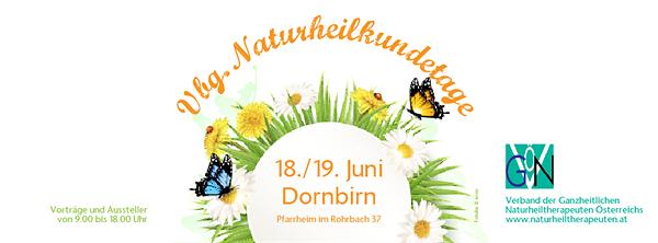 Vbg Naturheilkundetage Juni 2016